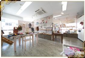 ウェア・グッズの販売 静岡市葵区竜南のペットサロン アベニール